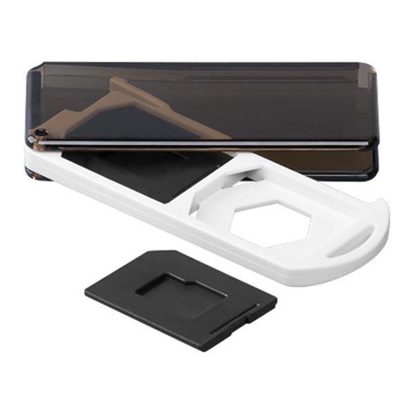 Mini-säilytyslaatikko SD-muisti harmaa