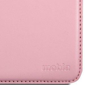 Mobia Iphone4 Lompakkolaukku Pinkki