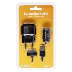Mobia Laturipaketti Iphone 3g/4g