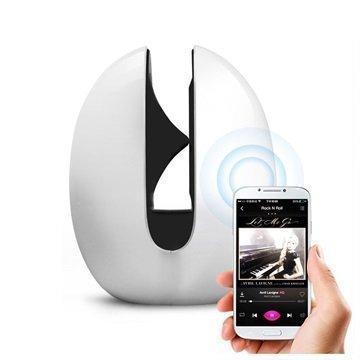 Mocreo MoSound Echoes Kannettava Bluetooth-Kaiutin Valkoinen
