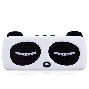 >Momax Music Panda Bluetooth Kaiutin Valkoinen