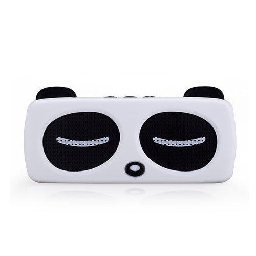 Momax Music Panda Langaton Bluetooth Kaiutin Valkoinen