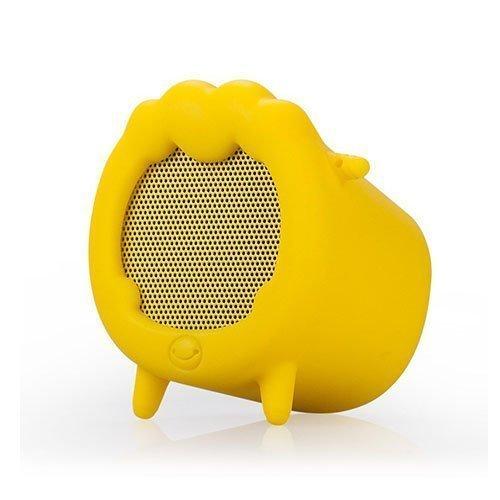 Momax Music Sheep Langaton Bluetooth Kaiutin Mikrofonilla Keltainen