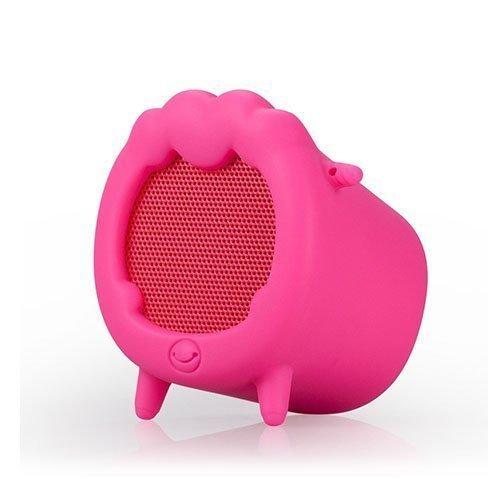 Momax Music Sheep Langaton Bluetooth Kaiutin Mikrofonilla Punainen