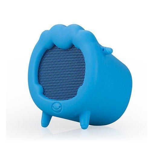 Momax Music Sheep Langaton Bluetooth Kaiutin Mikrofonilla Sininen