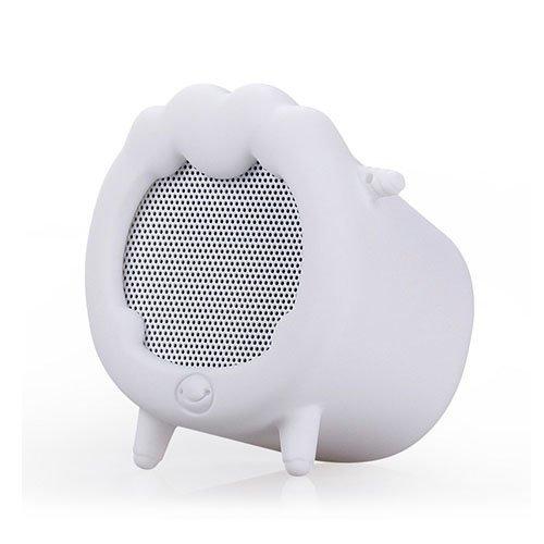 Momax Music Sheep Langaton Bluetooth Kaiutin Mikrofonilla Valkoinen