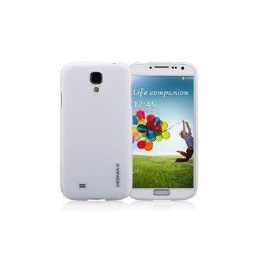 Momax Ultra Tough Kotelo Samsung Galaxy S 4 I9500 I9502 I9505 Valkoinen