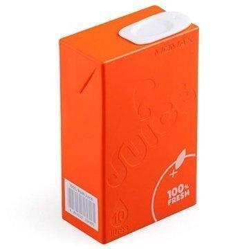 Momax iPower Juice+ Dual USB Ulkoinen Akku / Virtapankki Oranssi
