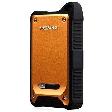 Momax iPower Tough 2 Ulkoinen Akku / Virtapankki Oranssi