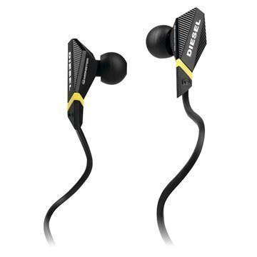Monster Diesel Vektr In-Ear Stereokuulokkeet Musta
