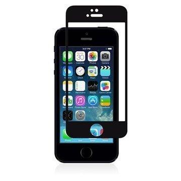 Moshi iVisor Glass Screen Protector iPhone 5 / 5S / SE / 5C Black