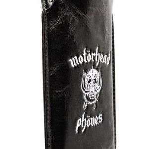 Motörhead Burner size 3XL (133x70x10 mm) White on Black