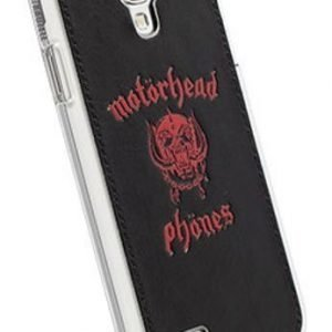 Motörhead Metropolis for Samsung Galaxy S4 Black/Red