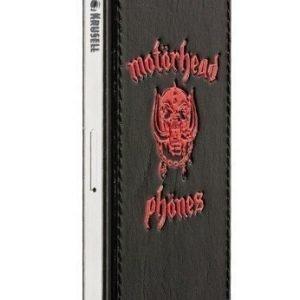 Motörhead Metropolis for iPhone 4 & 4S Red on Black