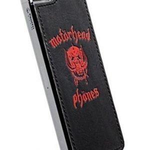 Motörhead Metropolis iPhone 5 Red on Black