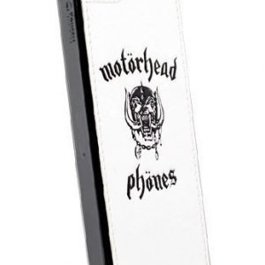 Motörhead Metropolis iPhone5 Black on White
