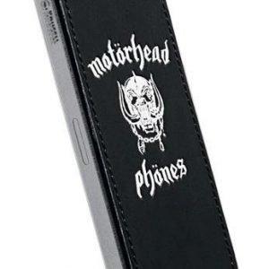 Motörhead Metropolis iPhone5 White on Black