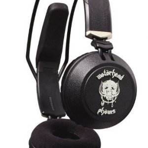 Motörhead phönes Bomber On-Ear with Mic3 Black