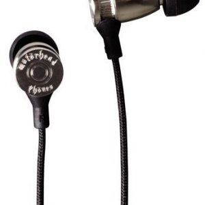 Motörhead phönes Overkill In-Ear with Mic1 Silver