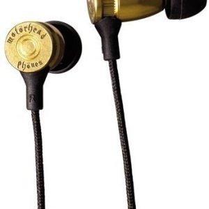 Motörhead phönes Trigger In-Ear Brass
