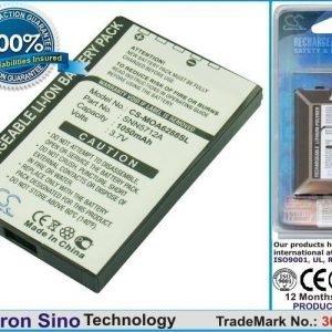 Motorola A6088 A6188 A6288 Accompli A008 A009 akku 1050 mAh
