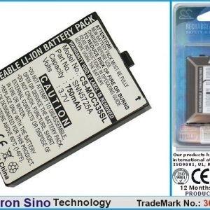 Motorola C300 C335 akku 750 mAh