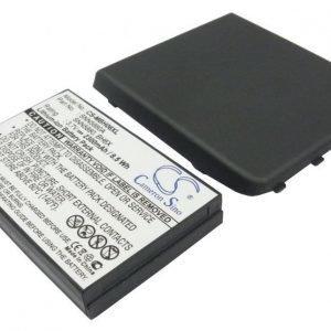 Motorola Droid X tehoakku erillisellä laajennetulla takakannella 2300 mAh