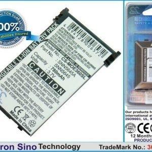Motorola E360 akku 780 mAh