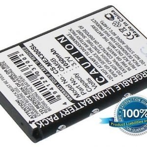 Motorola EX112 EX115 EX300 akku 1050 mAh