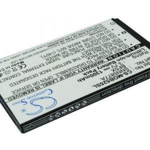 Motorola MB525 akku 1300 mAh