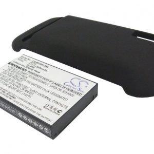 Motorola MB855 tehoakku erillisellä laajennetulla takakannella 2800 mAh