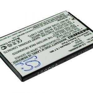 Motorola MB860 akku 1550 mAh
