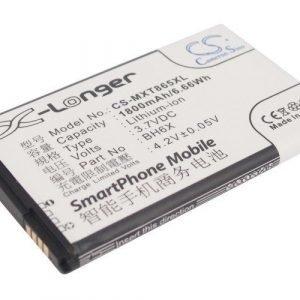 Motorola MB860 akku 1800 mAh