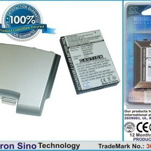 Motorola MOTO Q tehoakku laajennetulla takakannella  CS-E1000XL  2200 mAh