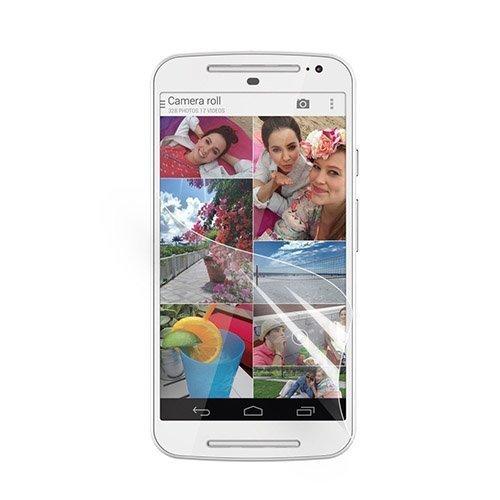 Motorola Moto G2 Näytön Suojakalvo Kirkas