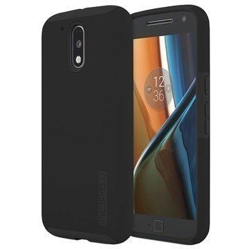 Motorola Moto G4 Moto G4 Plus Incipio DualPro Kotelo Musta