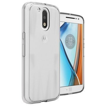 Motorola Moto G4 Moto G4 Plus UreParts Akryylikotelo Kirkas