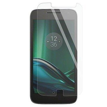 Motorola Moto G4 Plus Panzer Karkaistun Lasin Näytönsuojakalvo