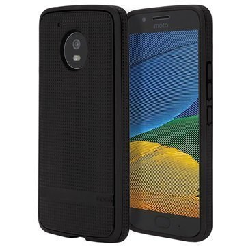 Motorola Moto G5 Incipio NGP Advanced Case Black