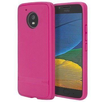 Motorola Moto G5 Incipio NGP Advanced Case Pink