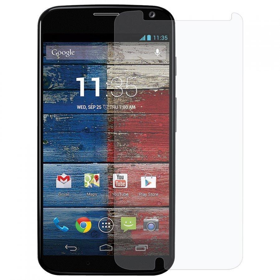 Motorola Moto X Suojakalvo Kirkas