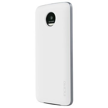Motorola Moto Z Incipio offGRID Backup Battery Case White