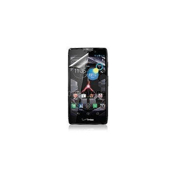 Motorola Razr HD Naztech ScreenWhiz Screen Protector