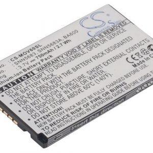 Motorola V60c T280 T280i V60 V600 V600i akku 1000 mAh