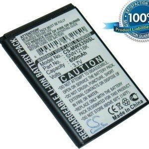 Motorola WX180 WX280 WX288 WX390 WX395 akku 650 mAh