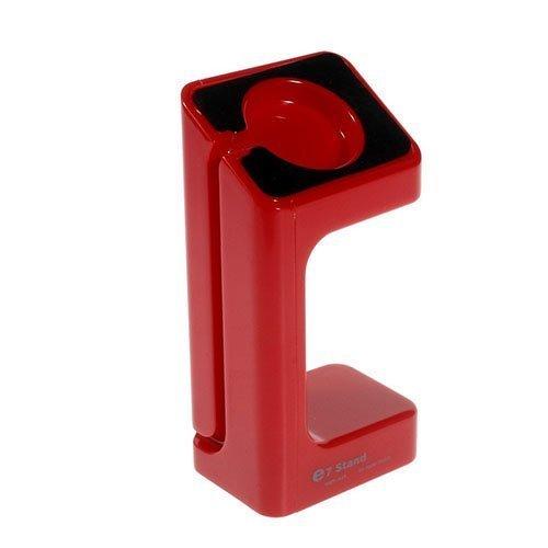 Muovinen Apple Kellon Pidin Punainen