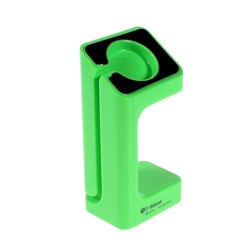 Muovinen Apple Kellon Pidin Vihreä