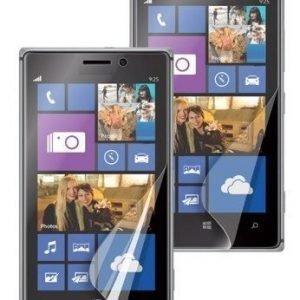 Muvit 2 pcs Screen Protectors for Nokia Lumia 925 1 Matte 1 Blank