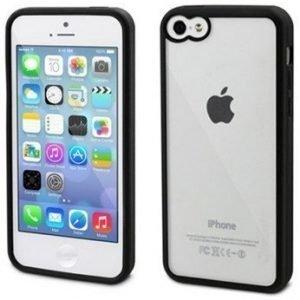 Muvit Bimat Case for iPhone 5C Black