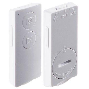 Muvit Bluetooth Kameran Laukaisin Valkoinen